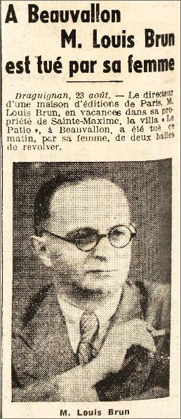 L'OEuvre,  24 août 1939