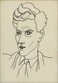 Autoportrait,  années 30